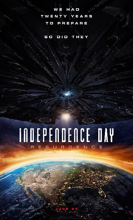 Independence Day 2: O Ressurgimento