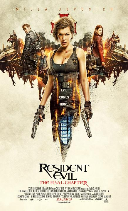 Resident Evil: O Último Capitulo