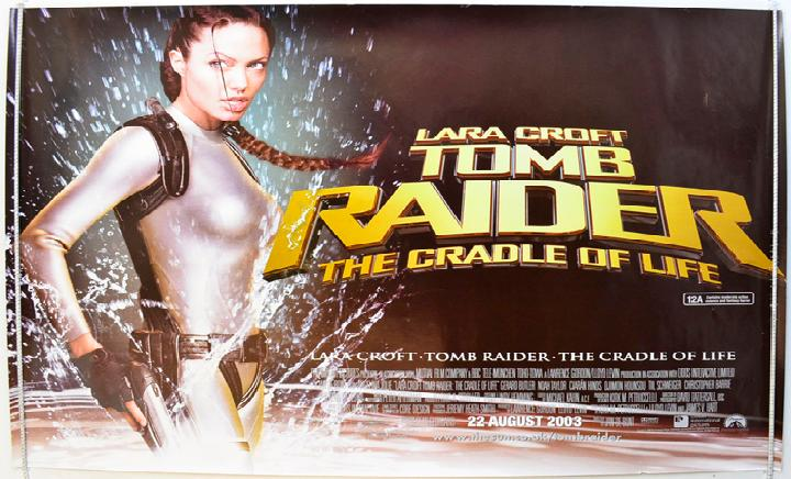LARA CROFT: TOMB RAIDER - A ORIGEM DA VIDA